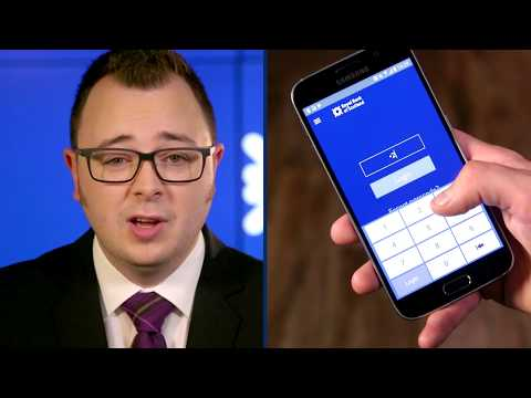 Mobile banking l 5 steps to keep you secure