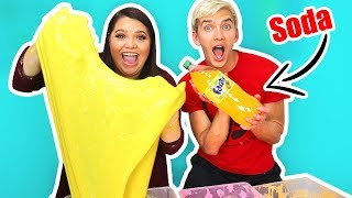 Download SODA SLIME WITH KARINA GARCIA!! Video