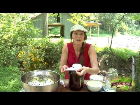 Shoshanna's Kitchen - Episode 23 - Wild Cherry Cough Wine
