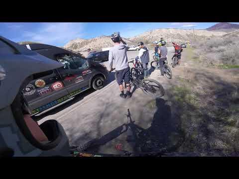 Mountain Bike Road Trip 2018