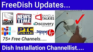 Asiasat5 at 100°E C Band Dish LNB Position Setup, Free To