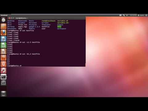 How to Use Unix Cut Command