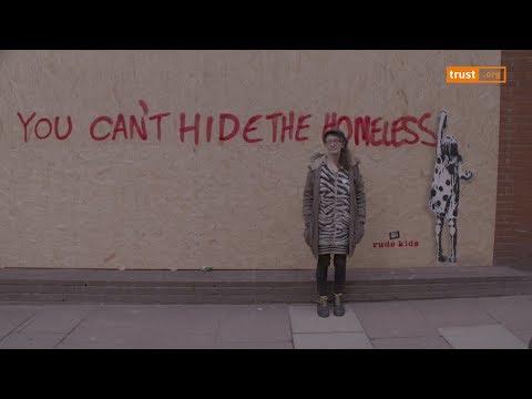 Squatters in upmarket London property spark debate over homeless