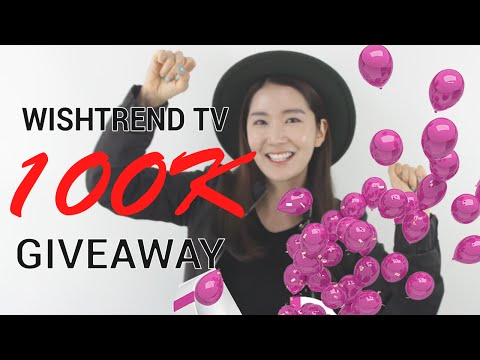 Wishtrend TV 100K Giveaway + 7th Wish, Try, Love Teaser | Wishtrend