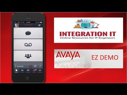 Avaya IP Office 9.1 EZ DEMO