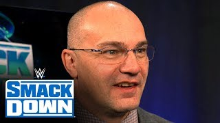 Lance Storm discusses his new role with WWE: SmackDown Exclusive, Dec. 6, 2019