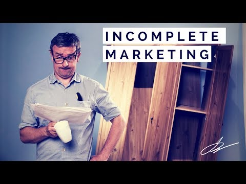 INCOMPLETE MARKETING - How you can generate leads everyday for your agency. | SwenkToday #80