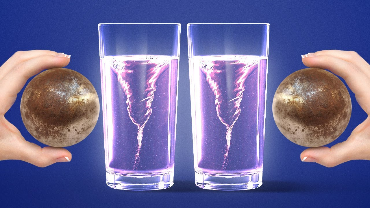 32 SCIENCE EXPERIMENTS that will shock you    By 5-minute MAGIC