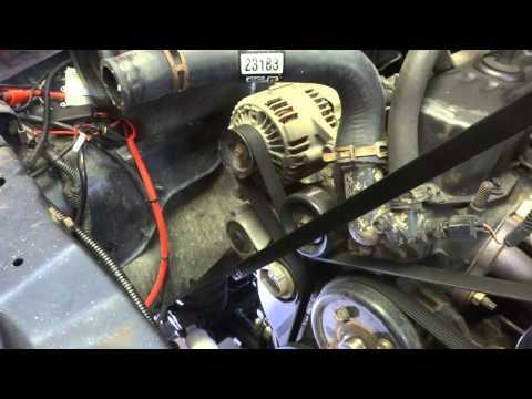 Jeep Alternator DIY Replacement