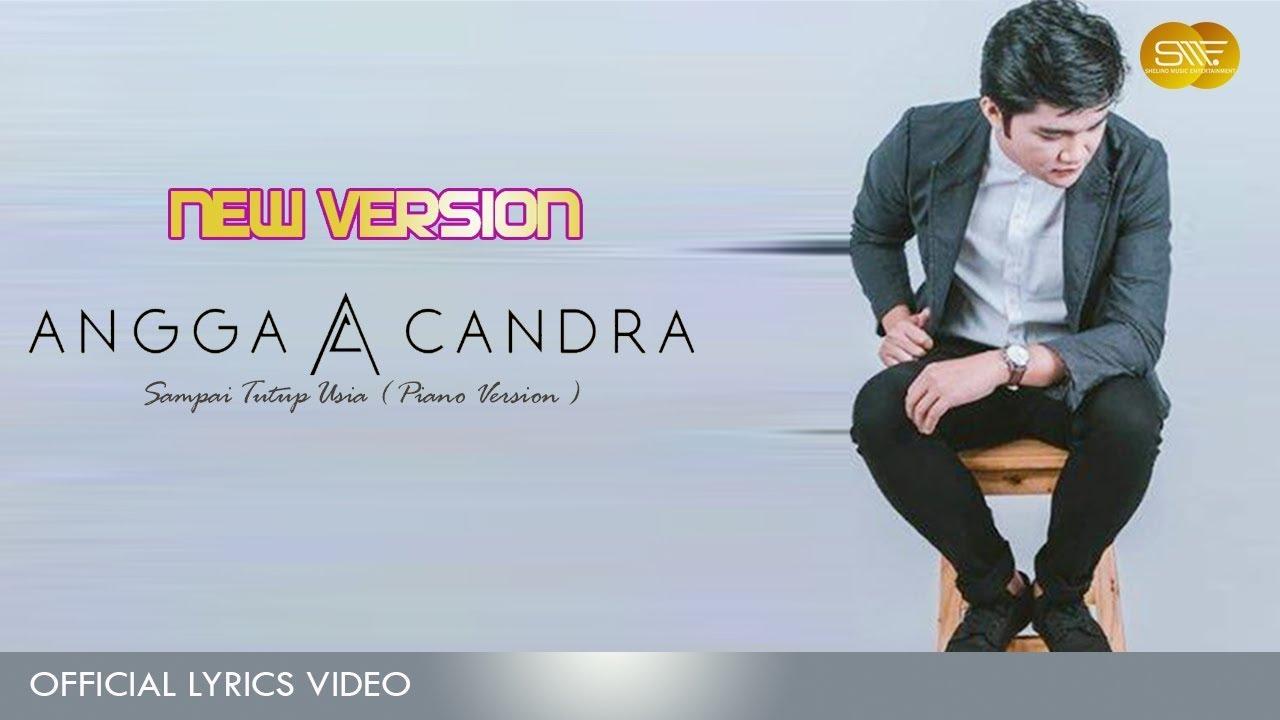 Angga Candra - Sampai Tutup Usia (Piano Version)