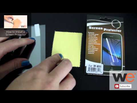 Huawei Ascend Y Screen Protector
