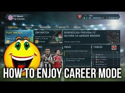 FIFA 14: How do you enjoy Career Mode?