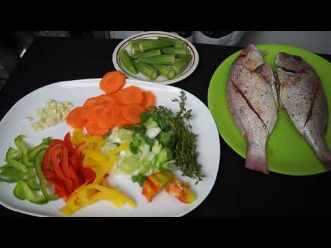 Jamaican stewed fish