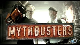 MythBusters - New Intro (Theme by Accent)