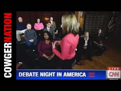 CNN CAUGHT FEEDING ANSWERS TO FOCUS GROUP: America's already great.