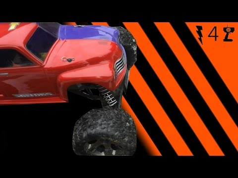 Traxxas Bandit and Stampede Bashing
