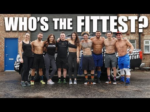 WHO'S THE FITTEST?