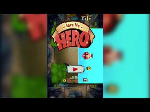 Save Me Hero made by GameSalad