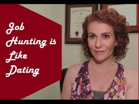 How Job Hunting is Like Dating