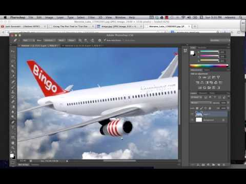 How to Create a Montage in Adobe Photoshop CS6