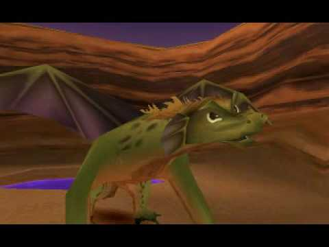 Let's Play: Spyro The Dragon: (5) Fly Like a Dragon!
