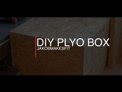 DIY! PLYOMETRICS BOX SELBER BAUEN