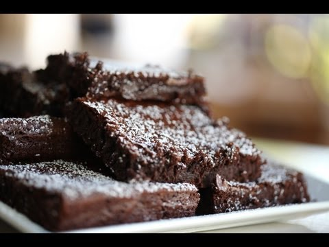 Beth's Foolproof Fudgy Brownie Recipe | ENTERTAINING WITH BETH
