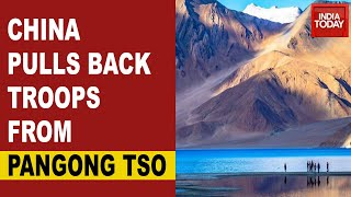 India-China Standoff: China Withdraws Troops & Removes 62 Posts From Pangong Tso, Finger 4 Area