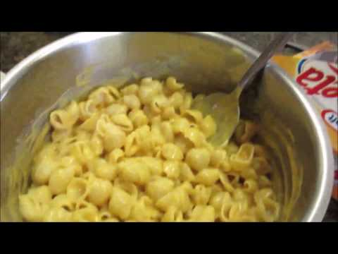 How To: Make Velveeta Shells & Cheese