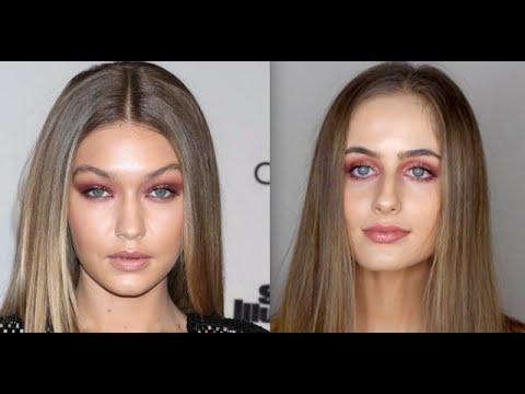 Gigi Hadid Inspired Makeup