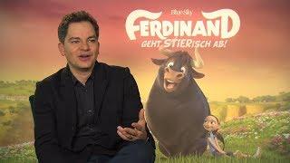 """Interviews """"Ferdinand"""" Director Carlos Saldanha"""