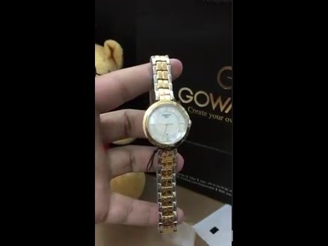 Tissot Flamingo Mother of Pearl Dial Two-tone Ladies Watch T0942102211100 T094.210.22.111.00