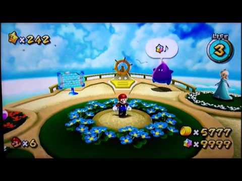 Super Mario Galaxy 2 Custom Level - Bob-omb Galaxy