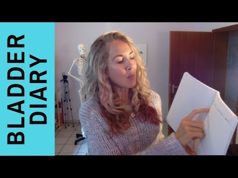 Don't J.I.C. + How to do a Bladder Diary