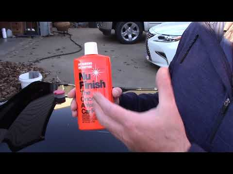 Nu Finish - Is It Really a Polish?