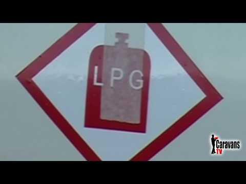 How To Remove & Replace Caravan LPG Decals/Sticker
