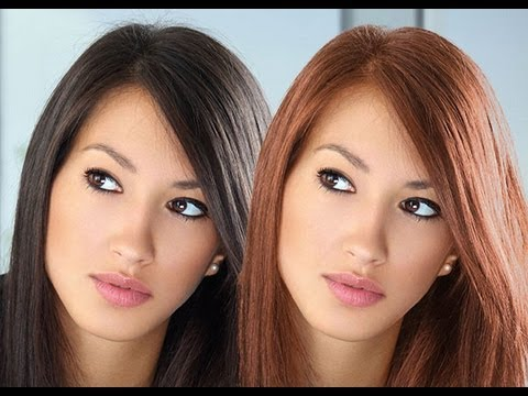 How to change hair color in photoshop cs6 tutorial