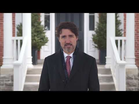 Prime Minister Trudeau delivers a message on Ramadan