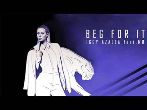 Iggy Azalea ft. MØ - Beg For It (Instrumental)
