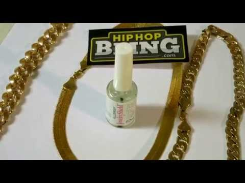 Faded Gold Hiphopbling Stress Test