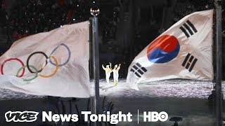 North Korea's Olympians & MGMT's Comeback Album: VICE News Tonight Full Episode (HBO)