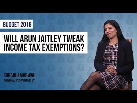 Budget 2018: FM Arun Jaitley May Tweak Income Tax Basic Exemption Limit
