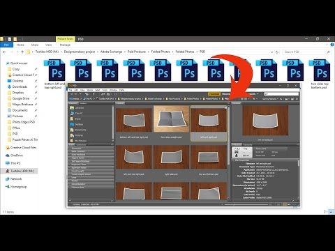 How to Quickly Open Any Windows Folder in Adobe Bridge