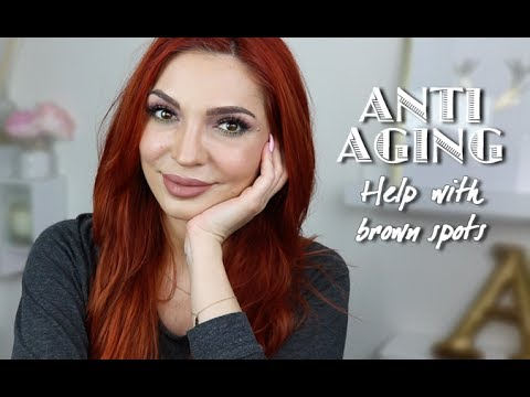 Anti-Aging: Help with BROWN SPOTS
