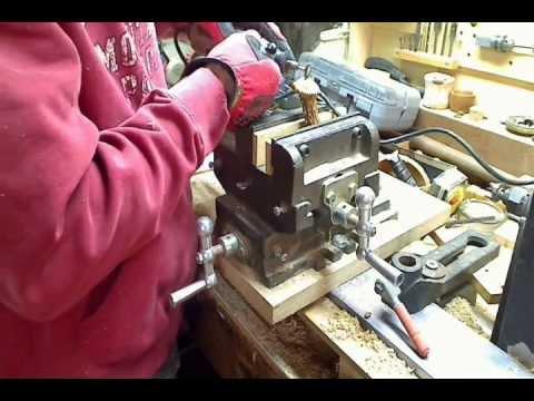 making a deer antler knife handle