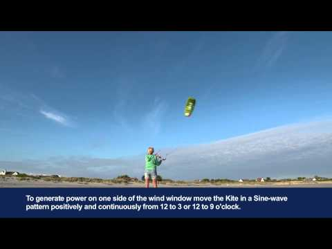 ISAF / IKA Kite Coaching resources - Trainer Kite handling