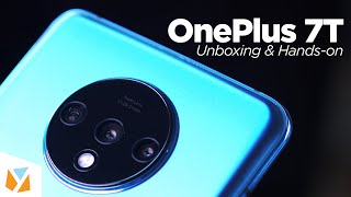 OnePlus 7T Unboxing & Hands-on Philippines