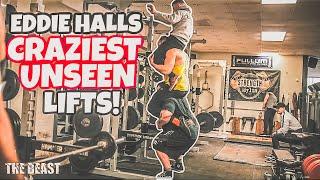 Eddie Halls CRAZIEST unseen lifts   Worlds Strongest Man 2017
