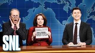 Download Weekend Update: Nancy Pelosi and Chuck Schumer - SNL Video