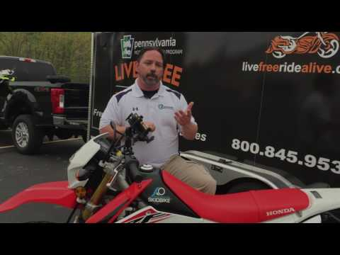 PA Motorcycle Safety Program Courses